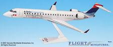 Flight Miniatures Delta Connection ASA Silver & Soaring Bombardier CRJ700 1:100