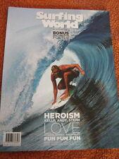 SURFINGWORLD.COM.AU  AUSTRALIAN LEGEND ISSUE 309 JAN. 2010 DUSTY & MITCH POSTER