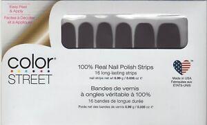 Color Street Nail Strips Berlin It To Win It 100% Nail Polish - USA Made!