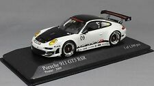 Minichamps Porsche 911 GT3 RSR 2009 Presentation/Promo Car  400096909 1/43 NEW