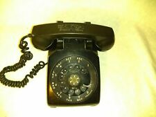 Western Electric Bell System 500 Rotary Desk Telephone 1959