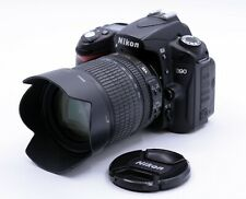 NIKON D90 12.3 MP DIGITAL CAMERA WITH 18-105mm F/3.5-5.6 G LENS 78,889 CLICKS
