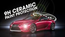 Vernice Ceramica idrofobica resina protettiva per auto