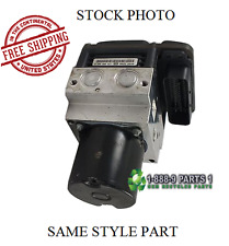 ABS PUMP ANTI-LOCK BRAKE 2009 MAZDA TRIBUTE OEM Stk# A53536