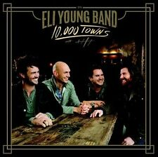 10,000 Towns by Eli Young Band (CD, Mar-2014, Republic Nashville) NEW