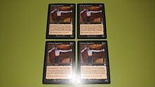Chilling Apparition x4 - Prophecy - Magic the Gathering MTG 4x