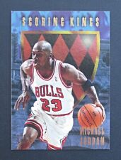 1995-96 Fleer Ultra Michael Jordan SCORING KINGS Insert #4