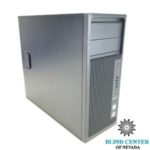 HP Z240 Workstation i7-6700 3.4GHz 8GB DDR4 500GB W10P 64-bit Quadro K2200