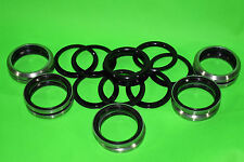 Head Set Wear-Protection Set Tapered Ring 1,5 inches 36°x 45° 073 # NEW 10 Set