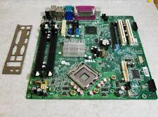 Dell Optiplex 960 LGA 775 DDR2 Desktop Motherboard 0Y958C with I/O Shield