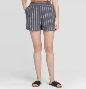 Women's High-Rise Pull-On Shorts - Universal Thread-Various Style and Sizes-B485