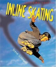 Inline Skating (Extreme Sports)-ExLibrary