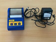 Anton Sprint Wireless Thermal Printer Flue Gas Analyser PRT29003 SN: P2-12-0546