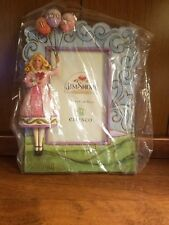jim shore Girl with balloon picture frame 4x6