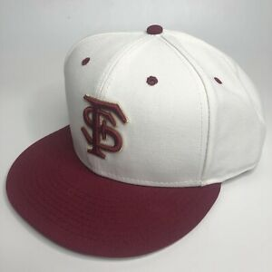 New Nike San Francisco 49ers Snapback Hat True 7 5/8 Fitted White NFL Cap