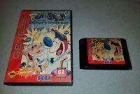 Ren & Stimpy Show Stimpy's Invention for Sega Genesis with box *Rare