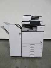 Ricoh MPC6004 C6004 color copier printer scanner - 60 ppm color  Only 130K meter