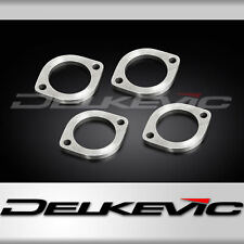 EXHAUST FLANGES STAINLESS STEEL YAMAHA FJ1100/1200 84-96 1TX/1UX/3CV/ABS/3XW/4AY
