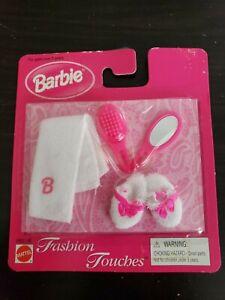 MATTEL BARBIE 1998 FASHION TOUCHES CLOTHES ACCESSORIES NIP