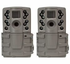 Moultrie Low Glow 12 MP Mini A20 Long Range Infrared Game Cameras AC-20 (2 Pack)