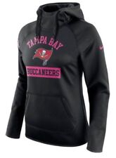 Women's Nike Tampa Bay Buccaneers Breast Cancer Awareness Hoodie Size Large
