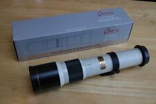 Canon EF Fit Lentille 500 mm pour EOS 500D 550D 600D 650D 700D 750D 1000D 1100D 1200D