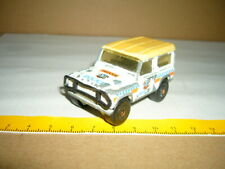 MATCHBOX Land Rover Ninety, Police, Rescue, 1987, 1-62, 12-19 Zustand / Conditio
