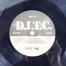 """D.I.T.C. Connect 3 / Rockshyt 12"""" Diggin' In The Crates 2016 Hip-Hop DJ Premier"""