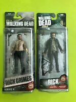 McFarlane The Walking Dead RICK GRIMES Figures