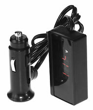 Auto Car 12V/24V LCD Battery Voltage Display Test Monitor Metor Detector Z008 UK