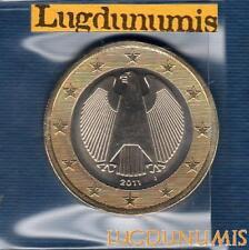 Allemagne 2011 1 Euro J Hambourg FDC provenant coffret BU 44000 exemplaires
