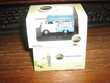 OXFORD DIE-CAST - CO OP BEDFORD CA MILK FLOAT - 00 gauge / 1:76 model