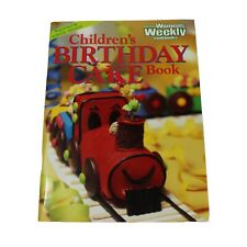 Womens Weekly Children's Birthday Cake 1998 Vintage Classic Collectable Reprint