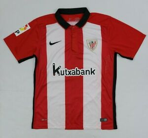 Artefacto Sofisticado Cusco  Nike Athletic Bilbao International Club Soccer Fan Apparel and Souvenirs  for sale | eBay