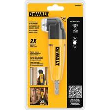 Dewalt Right Angle Drill Adapter Tight Spaces Drills Attachment Dwara50