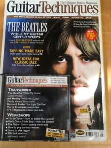 Guitar Techniques magazine & CD: May 2003
