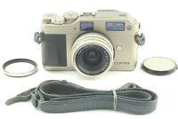 [Mint] Contax G1 Rangefinder Camera w/ Biogon 28mm f/2.8 T* Lens From JAPAN