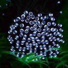 Led Solar Powered Outdoor String Lights Garden Tree Patio Lighting 100/200 Led