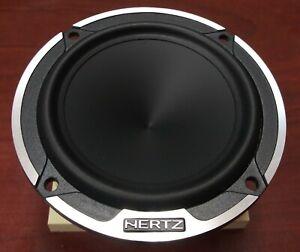 """Hertz Mille Legend ML 700.3 3"""" Midrange 1- Single Speaker. Replacement    New"""