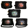 New Anne Stokes Age Of Dragons 3D Lenticular Gothic Art Travel  Messenger Bag