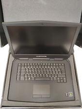 Alienware 15 (i7-4720HQ, 8GB RAM, GTX970m, nagelneue m.2 SSD) - TOP Ausstattung!