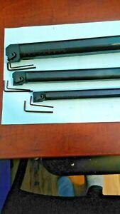 Boring bars MTUNR16 buy individually 20, 25 and 32mm