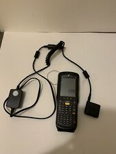 Zebra Symbol MC9590-KB0DAL00100 Laser Wireless Barcode Scanner W/ Car Charger
