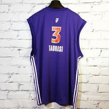 NWT Adidas WNBA Phoenix Mercury Purple Jersey Diana Taurasi #3 2XL