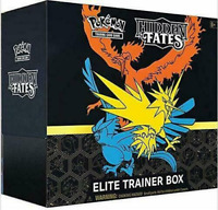 AUTHENTIC SM Hidden Fates SEALED Elite Trainer Box (OFFICIAL Pokemon Cards)