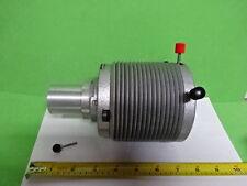 MICROSCOPE PART WILD SWISS ILLUMINATOR LAMP HOUSING M20 OPTICS AS IS #A5-W-01