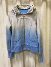 New listing Lululemon Special Edition Scuba Jacket Hoodie Ombré  Size 8