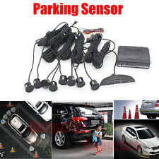 Parking sensor 8 sensors Buzzer Backup Radar Detector System Reverse Sound Alert