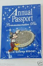 Tokyo Disney Resort Pin Annual Passport Holder LE Fantasia Mickey Not For Sale