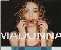Madonna - Drowned World 1998 CD single